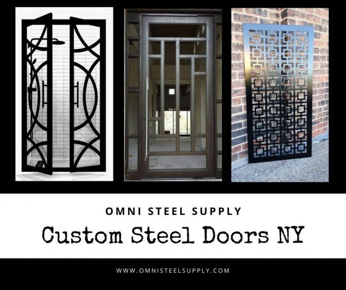Custom Steel Doors NY