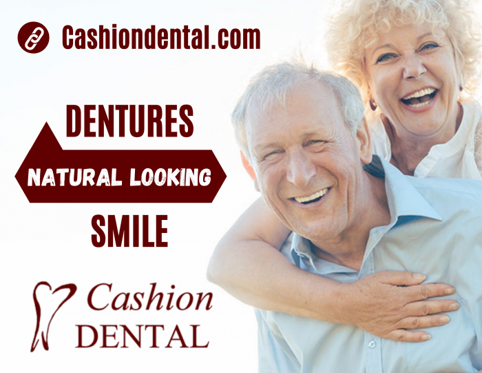 Get an Attractive Smile with False Teeth