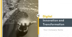 Digital Innovation And Transformation PowerPoint Presentation Slides