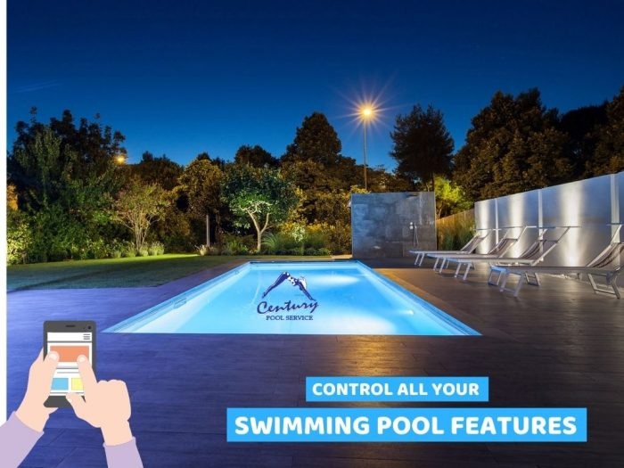 Easily Control your Backyard Experience