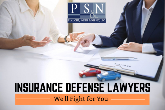 Trapped In An Insurance Defense Practice