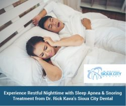 Experience Restful Nighttime with Sleep Apnea & Snoring Treatment from Dr. Rick Kava's ...
