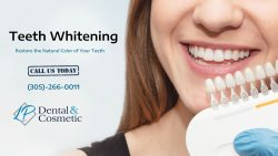 Experienced Teeth Whitening Professionals