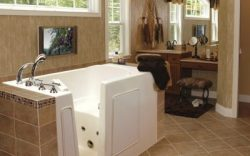 Reliable walk in tubs for seniors