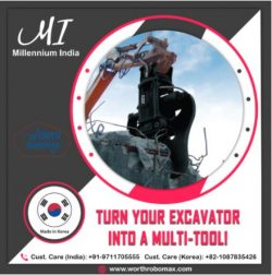 Filters for excavator