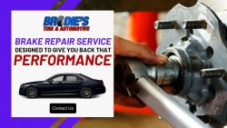 Hassle-Free Auto Brake Services!