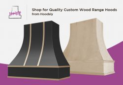 Shop for Quality Custom Wood Range Hoods from Hoodsly