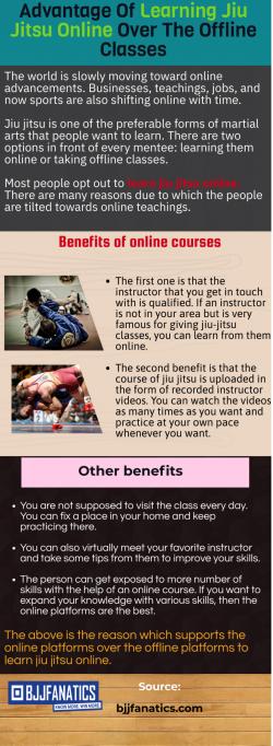 Learn jiu-jitsu And Make yourself strong