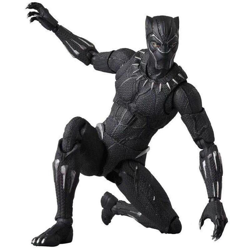 Marvel Avengers Black Panther Action Figure