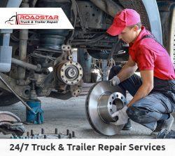 Mobile Truck and Trailer Repair Vaughan | Road Star Truck & Trailer Repair