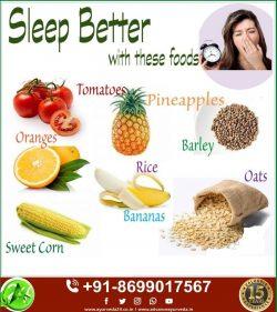 Ayurvedic Herbs to Induce Sound Sleep