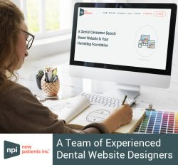 New Patients, Inc. – A Team of Experienced Dental Website Designers