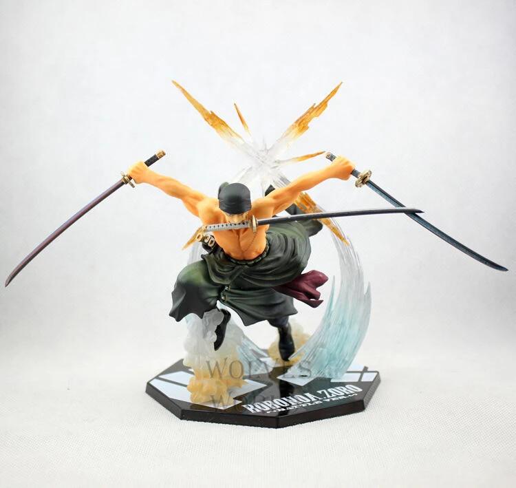 One Piece Roronoa Zoro PVC Action Figure