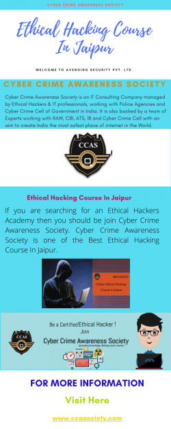 Online Cyber Security Course In Jaipur