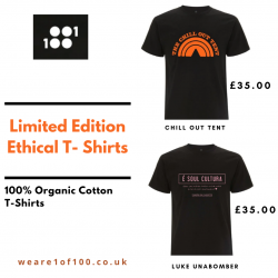 Online Limited Edition T-Shirts – WE ARE 1 OF 100