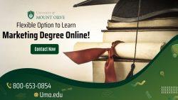 Online Marketing Degree to Develop Your Skills