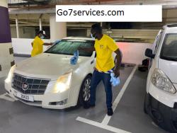 On-Demand Car Wash in Abu Dhabi   Best Car Washing Company