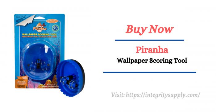 Buy Piranha Wallpaper Scoring Tool