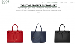 Product photography London