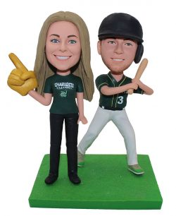 Custom BobbleHeads for each gathering