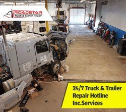 Mobile Truck and Trailer Repair Brampton | Road Star Truck & Trailer Repair