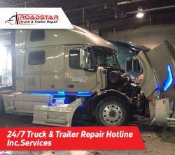 24/7 Mobile Truck and Trailer Repair in Canada | Road Star Truck & Trailer Repair