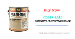 Seal Krete Clear Seal Premium Satin Sealer