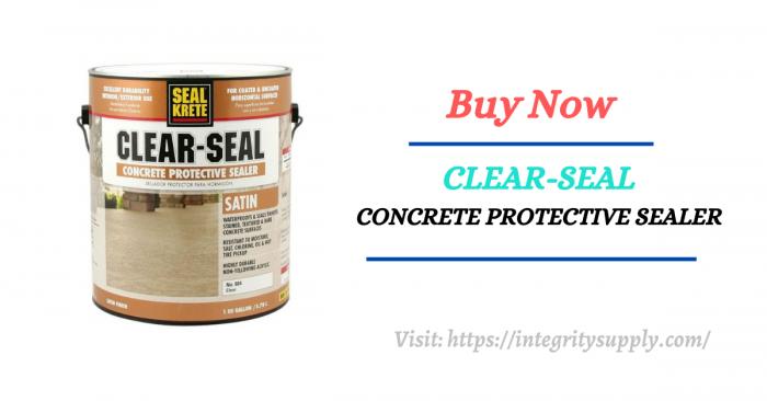 Seal Krete Clear Seal Premium Satin Sealer