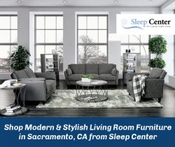 Shop Modern & Stylish Living Room Furniture in Sacramento, CA from Sleep Center