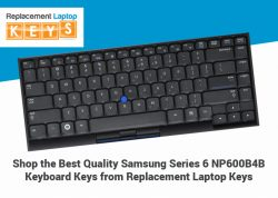 Shop the Best Quality Samsung Series 6 NP600B4B Keyboard Keys from Replacement Laptop Keys