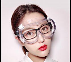 まずGETしたいアイテム、保護メガネ https://buy-glasses.jp/products/eyewear/sports-megane/762.html