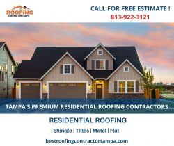 Roofing Services in Tampa
