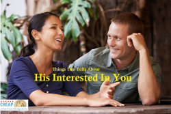 5 Things That Tells About His Interested In You