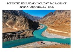 TOP RATED LEH LADAKH HOLIDAY PACKAGES OF 2020 AT AFFORDABLE PRICE