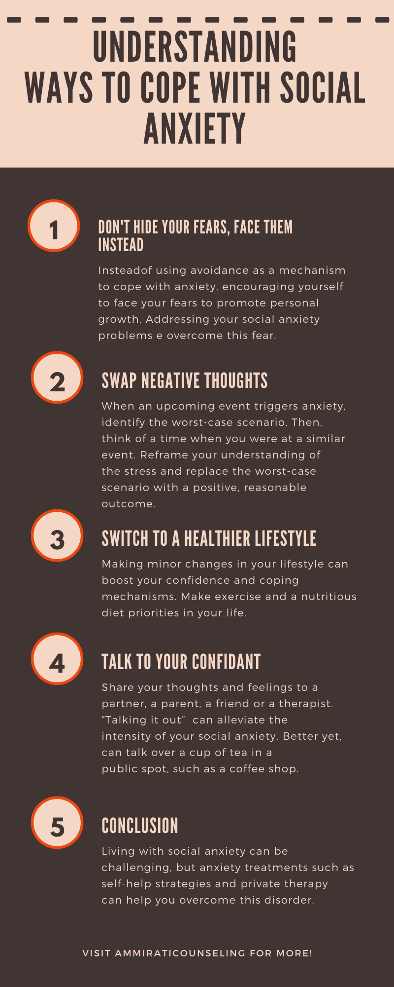 Understanding Ways To Cope With Social Anxiety