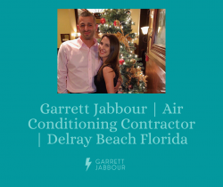 Garrett Jabbour – Air Conditioning Contractor – Delray Beach Florida