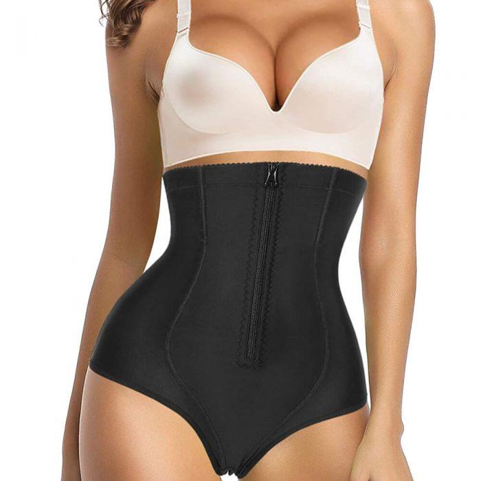 High Waist Control Panties Postpartum Belly Slimming