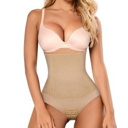 Wonderience Postpartum Belly Girdle High Waist Tummy Control Panties