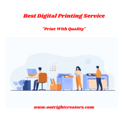 Get the Best Digital Printing Service in Hyderabad – Outright Creators