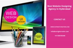 Choose The Best Website Designing Agency in Hyderabad