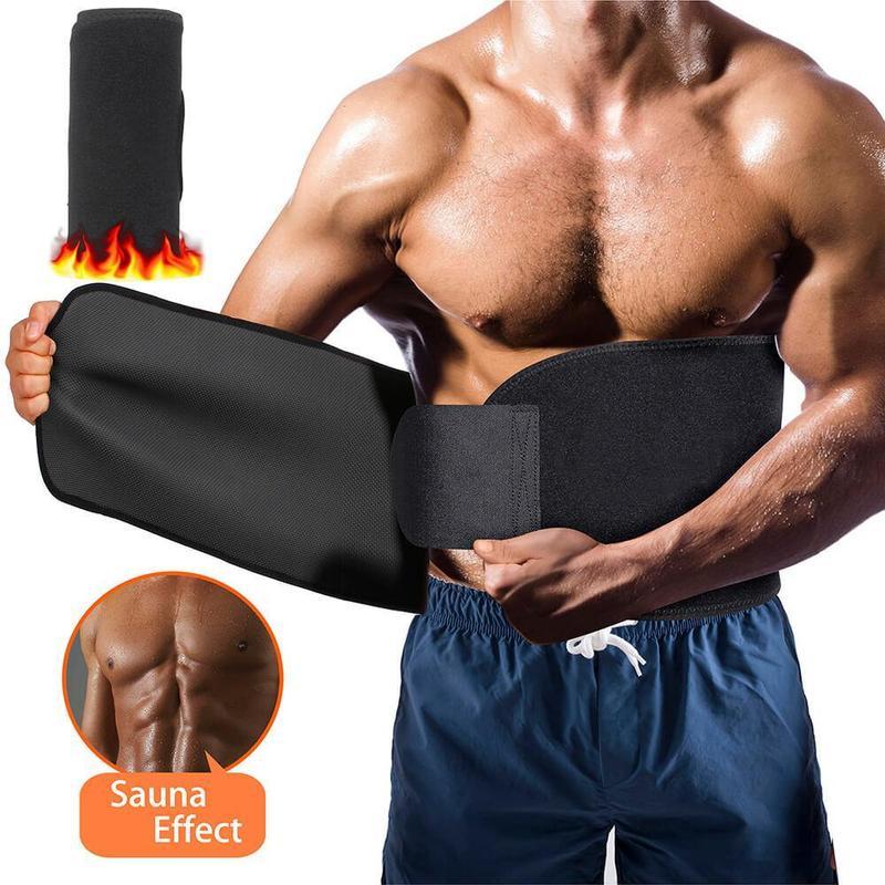 BRABIC Gym Workout Waist Trimmer Belt