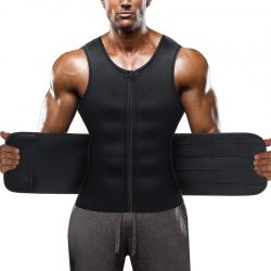 Brabic Hot Neoprene Sauna Vest with Velcro – BRABIC