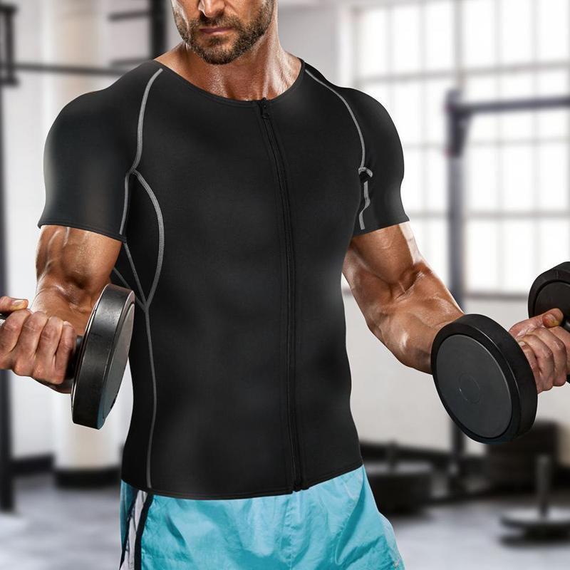 BRABIC Neoprene Sauna Sweat Fitness Suit