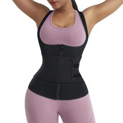 Women's Sweating Waist Trainer Vest Bodysuit