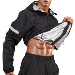 Brabic Workout Sweat Sauna Jacket – BRABIC