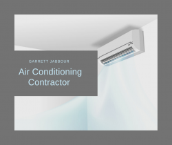 Garrett Jabbour – All kinds of Air Conditioning Services