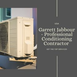 Garrett Jabbour – Professional Conditioning Contractor – USA