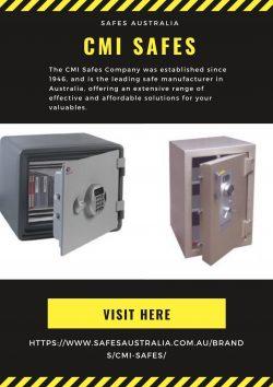 CMI Safes Australia