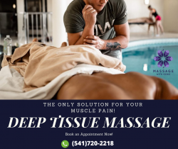 Embrace Healthy Benefits of Deep Tissue Massage, Orlando
